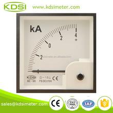 Taiwan technology BE-96 DC+-10V +-4KA analog ammeter