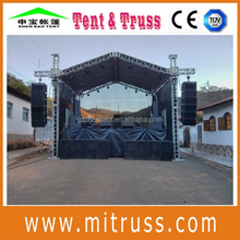 wedding backdrop stand/truss decoration/display truss,roof truss