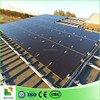 shingle metal solar panel waterproof aluminum mid clamp