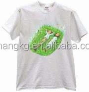 100% cotton fashion digital print t shirt china professional made, custom only you some t shirt