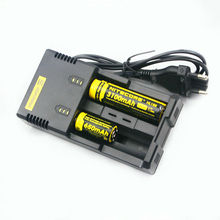 Multi Nitecore i2 Intelligent travel power charger