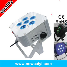 quad led party bar dmx lighting 6*10w rgbw special effects for parties