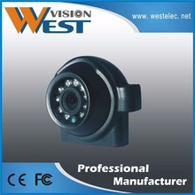 Waterproof Camera 1/3 SONY CCD 700TVL IR for truck and bus side view