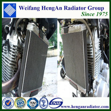 aluminium oil cooler for Motorcycle