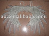 Angel Wing,feather wing,angel wing decoration factory,3D shape wing