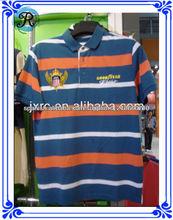 Comercio al por mayor camisa de polo hombres de ropa hecho en China