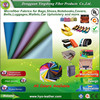 No.1 Functional Exclusive formula-the determinant of productiveness/microfiber luggage backing fabric
