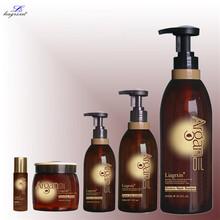 Natural de argan champú suave que contiene ricos proteína para el cabello seco y el cabello dañado