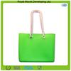 High quality soft silicone material silicone beach bag,silicone handbag wallet