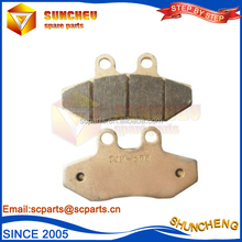 Motorcycle Parts High performance brake pad spare part
