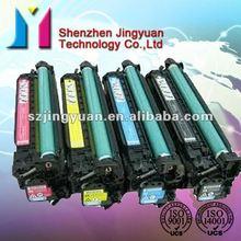 Compatible Toner cartridge CE400X/CE400A/CE401/CE402/CE403 for HP Laserjet Enterprise 500 color M551DN/M551N/M551XH