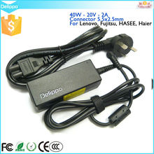 40W power adapters UK for Lenovo M10 S12 us power supply 20v 2a