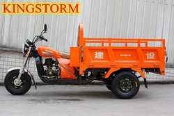 China Supplier Hot Sale Three Wheel Motor Vehicle 150cc/175cc Three Wheel Covered Motorcycle