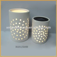 2015 New design wholesale cheap ceramic different types of candle holders