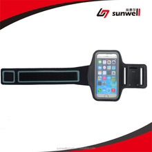 For Apple iPhones Compatible Brand and Neoprene Material Phone Sport Armband
