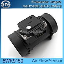 High quality denso MAF Mass Air Flow Sensor/Meter Opel Vauxhall cars OE 5WK9150