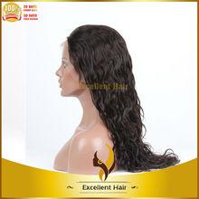 Latest coming brazilian hair cuticle intact cheap long curly hair wig