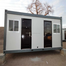 durable pu sandwich panel container house for sale