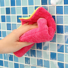 China supplier wholesale excellent water absorption cleaning towel