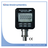 Precision digital pressure gauge HS108 with 0.025%F.S accuracy