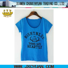 2013 custom design printed cheap women summer clothes for importing