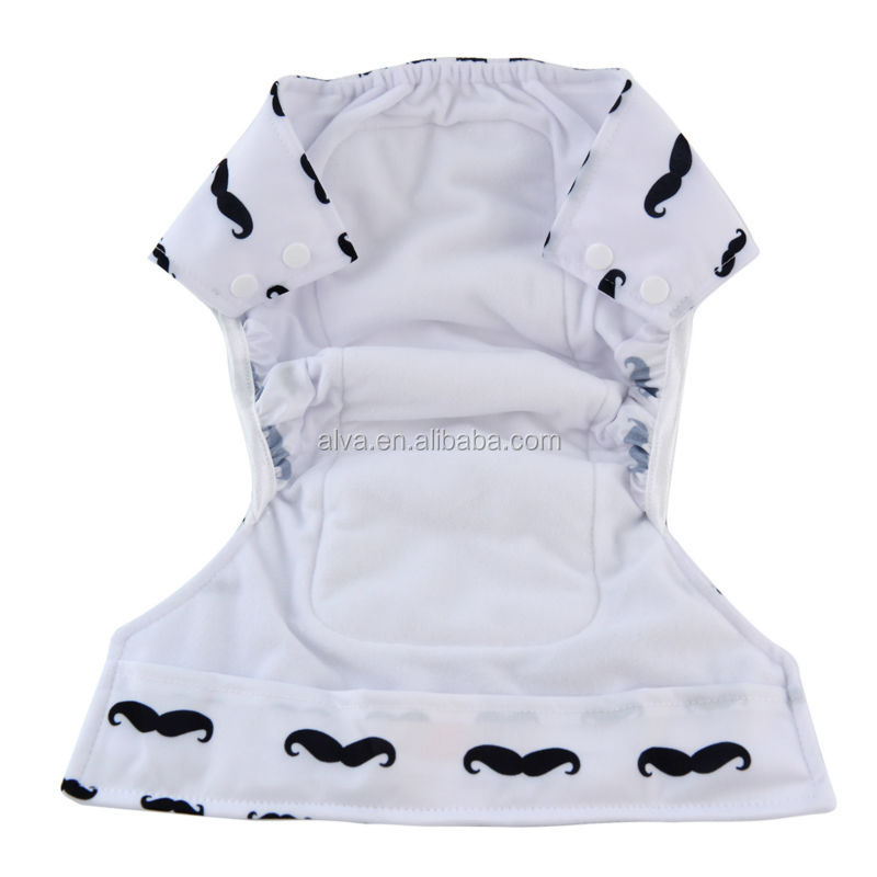2014 Hot Sale Alva How to Use Cloth Diapers Baby Fine Diaper Sleepy Baby Diaper
