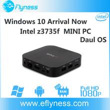 win10 window 10 w8 4k2k 1080p Intel z3735f android4.4 kodi 15 wintel mini pc w8 than m8 mxiii mx mxq