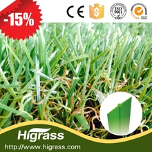 SGS CE UV test 35mm landscaping artificial grass turf for gardens putting flooring
