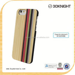China Wholesale Engraving Wooden Case For Iphone 6