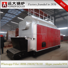 Solid fuel coal/biomass/wood solid fuel food making machine steam boiler