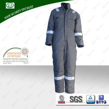 EN 11612 wholesale oil and gas industry used safety protective cotton fireproof clothes