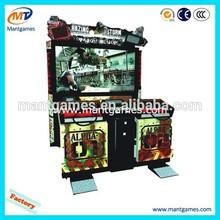 máquina arcade de juegos de disparo y centro de equipo para juegos de entretenimiento
