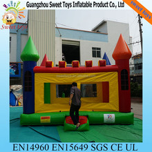 Sweet toys china funny inflatable jumping bouncy castle sale