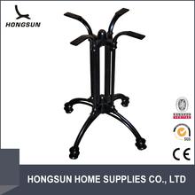 New design Adjustable granite curved table legs
