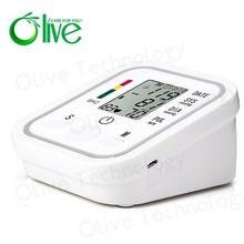 Features of Digital Blood Pressure Apparatus OLV-B02