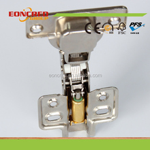 Kitchen Cabinet Hydraulic Stainless Steel Strap Hinges