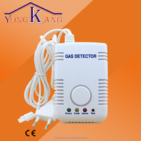 Gas Leakage Sensor Detecting Natural Gas City Gas LPG Alarm for Home Hotel Restaurant