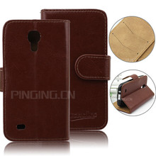 for Samsung Galaxy S4 Mini i9195 case, wallet leather flip cover case for Samsung Galaxy S4 Mini i9195