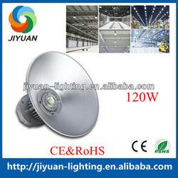 Super long life high quality high bay light IP65 120W led bay ztl