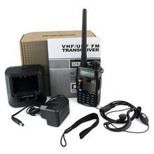 Cheap BaoFeng UV-5R 136-174/400-480 MHz Dual-Band DTMF CTCSS DCS FM Mobile Radio