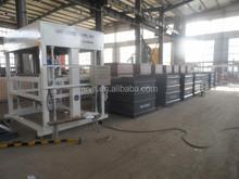 China foam concrete block cutting machine/cellular lightweght concrete cutting machine