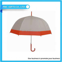 High quality steel frame 2 folding beach umbrella outdoor sun-proof beach umbrella frame