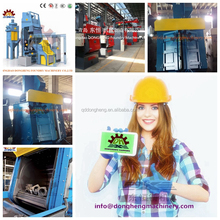 Turnkey service QR3210 tumble belt automatic industry cleaning machinery