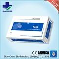Un paso de sangre oculta en heces( fob) kits de prueba