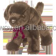 giveaway logo custom imprinted promotional plush stuffed soft Bear Black Lab bean bag mascot clothes t-shirt bib tie ribbon anim