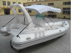 Rib Hard Bottom Inflatables Rigid Bottom Inflatable boat Manufacturers