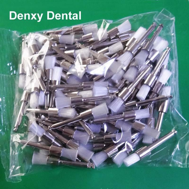El cierre de estilo cepillo dental/dental profiláctica desechable cepillo
