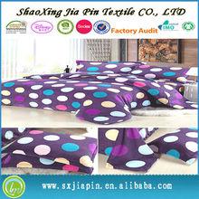 4pcs bedding Set polyester Blanket & bedcover &pillowcase
