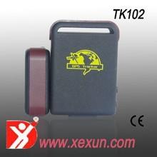 Hidden gps tracker for car TK102 Real-time Tracking Vibration Alarm long battery life