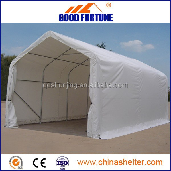 Canvas Covered Garages : Covering of canvas for garage buy